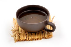 Chá verde Imagens de Stock