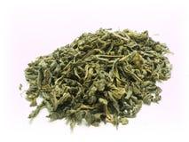 Chá verde Fotos de Stock