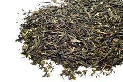 Chá verde com coco Fotos de Stock Royalty Free