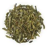 Chá verde Sencha orgânico China Fotos de Stock Royalty Free