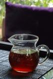 Chá vermelho Fotografia de Stock Royalty Free
