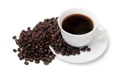 A chávena de café Imagem de Stock Royalty Free