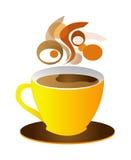 Chávena de café do vetor Foto de Stock