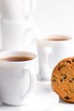 Chávenas de café Fotografia de Stock Royalty Free