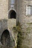 Château à Boulogne. Pas de Calais. La France photographie stock libre de droits