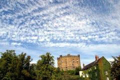 Château à Durham (Angleterre) Images stock