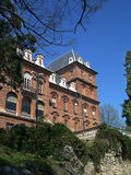 Château à Turin photos stock