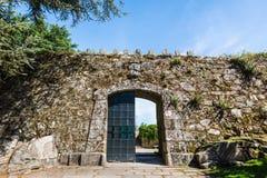 Château à Vigo, Espagne Image libre de droits