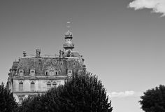 Château Stock Afbeelding