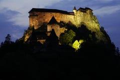Château photo stock