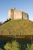 Château 2 de Cardiff images libres de droits