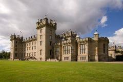 Château 3 d'étages Photo libre de droits