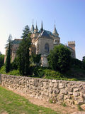 Château photo libre de droits