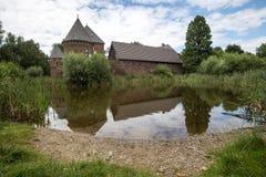 Château Allemagne vondern Photographie stock