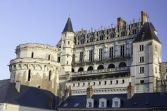 Château Amboise Image libre de droits