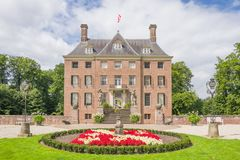 Château Amerongen Photographie stock libre de droits