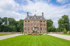 Château Amerongen Images libres de droits