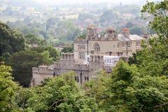 Château anglais Photo libre de droits