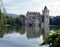 Château Anif Images stock