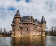 château antique des Moyens Âges images stock