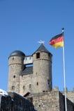 Château antique en Allemagne images libres de droits