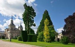 château antique segovia magnifique Photographie stock