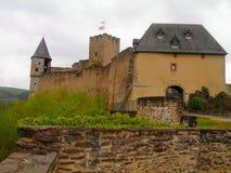 Château au Luxembourg photos libres de droits
