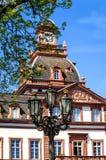 Château baroque de Phillipsruhe dans Hanau, Allemagne Image libre de droits