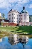 Château Becov NAD Teplou, République Tchèque Images libres de droits