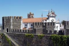 Château, Beja, Portugal Photos libres de droits