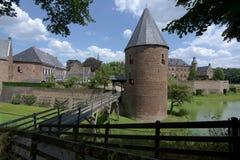 Château Bergh Image libre de droits
