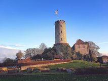 Château Bielefield Images stock