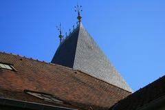 Château - Bourgogne Image libre de droits