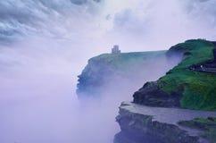 Château britannique Photographie stock libre de droits