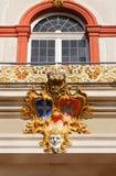 Château Bruchsal Photos stock