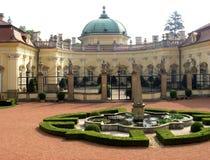 Château Buchlovice image libre de droits
