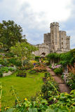 Château céleste Photos libres de droits