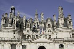 Château Chambord Images libres de droits