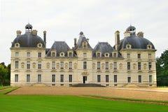 château cheverny Photo libre de droits