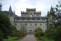 Château chez Inverary Photo stock
