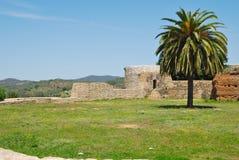 Château Constantina de tour Images libres de droits