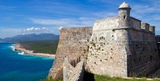 Château, Cuba Photographie stock libre de droits