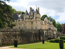 Château dâUsse Lizenzfreie Stockfotos
