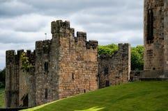 Château d'Alnwick Photographie stock libre de droits