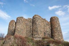 Château d'Amberts Photographie stock libre de droits