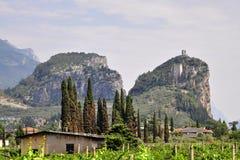 Château d'Arco Image stock