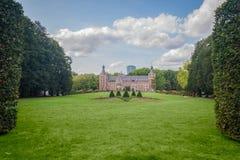 Château d'Arenburg en automne tôt photos libres de droits