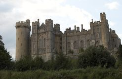 château d'arundel Photo stock