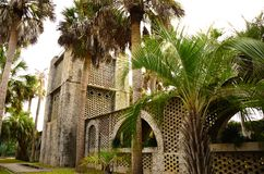 Château d'Atalaya image libre de droits