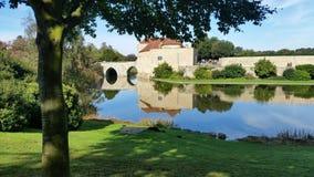 Château d'avances Photographie stock